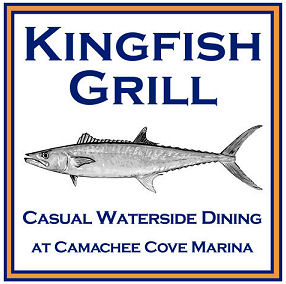Kingfish Grill Restaurant in St. Augustine